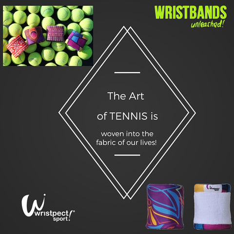 Wristpect Sport art of tennis image