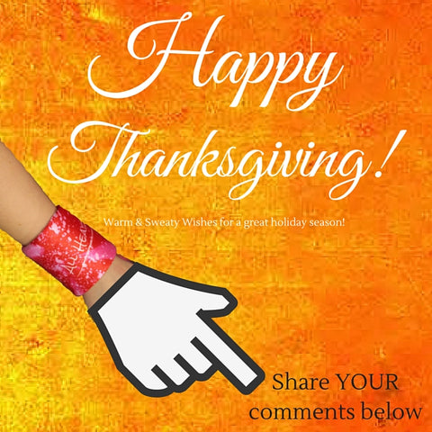 Wristpect Sport HAppy Thanksgiving Wishes for tennis lovers