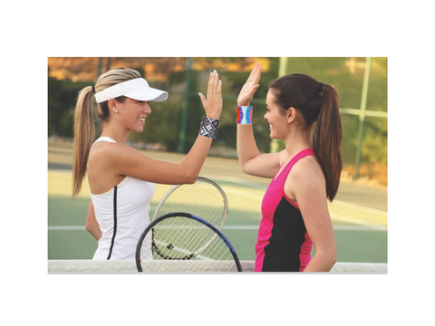 Women Doubles tennis players