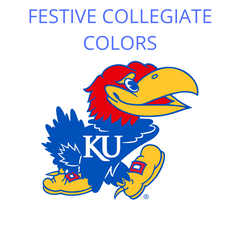 Jayhawk Mascot image shared by Wristpect Sport