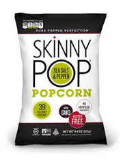Skinny Pop Popcorn image shared by Wristpect Sport