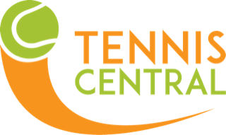 Tennis Central logo shared by Wristpect Sport