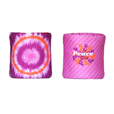 World Peace double wristband pack 2 ply sweat absorption