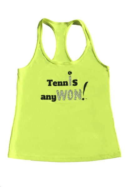 Tennis AnyWon!--Tank