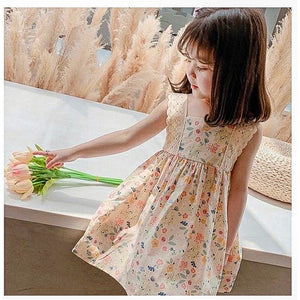 [BO] Calendula Floral Dress
