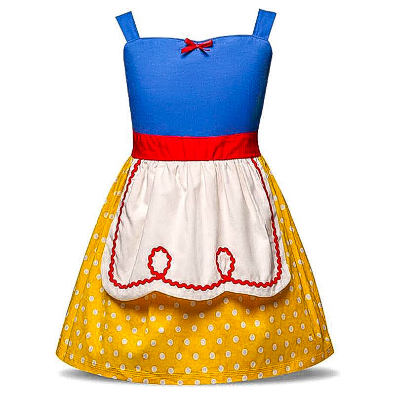 [BO] Snow White Sleeveless Dress