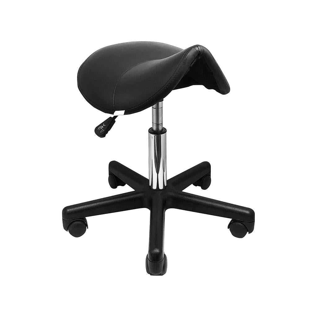 Ergonomic Comfortable Hydraulic  Saddle Stool - RSS191 - Greenlife