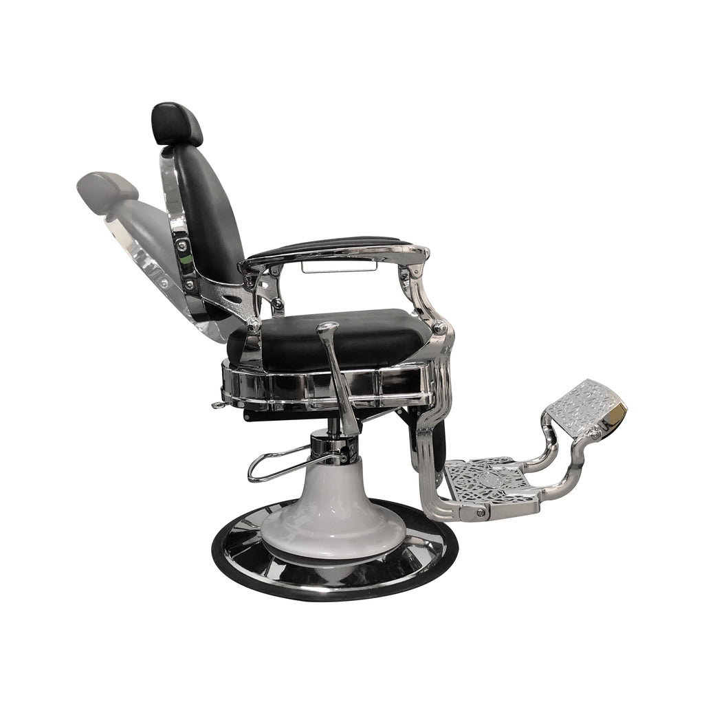 Premium Vintage Salon Barber Chair - BC 501 - Greenlife