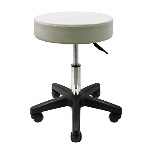 Choice Hydraulic Adjustable Height Rolling Stool - RS231/2