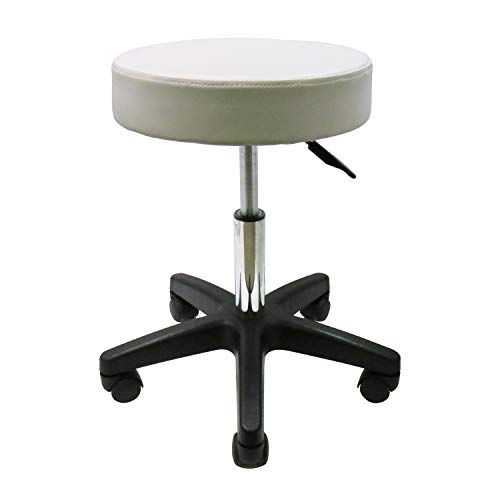 Choice Hydraulic Adjustable Height Rolling Stool - RS231/2 - Greenlife