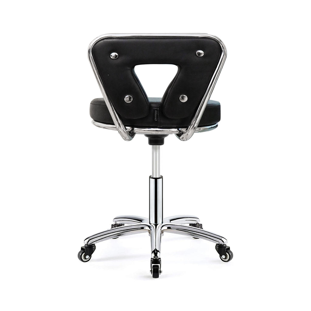 Advance Hydraulic Adjustable Rolling Stool - RSWB471
