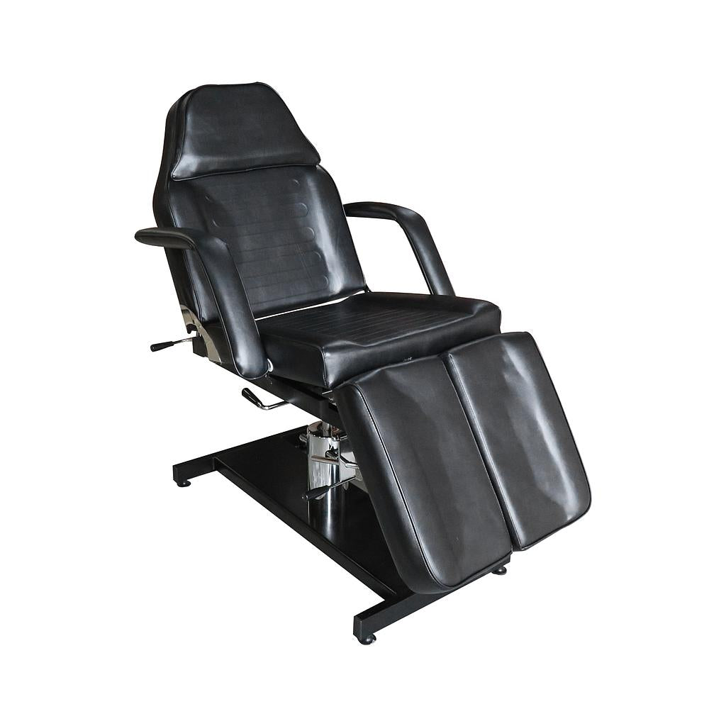 Professional Hydraulic Facial Tattoo Bed with Separate Legs Supports - Greenlife