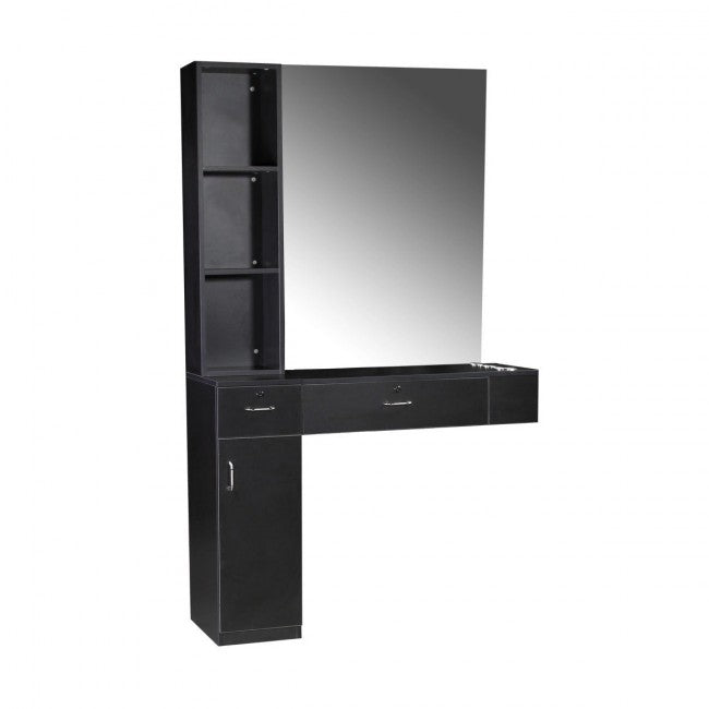 Styling Station (Mirror and Cabinet) DT-219 - Greenlife