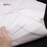 Disposable Flat Headrest Covers 100PC - Diamond