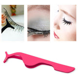 Eyelashes Extension Tweezer Nipper Clip