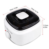 Adjustable Temperature Pot Hair Removal Wax Warmer Heater