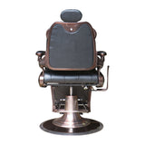Premium Antique Rotatable Salon Barber Chair - BC 891