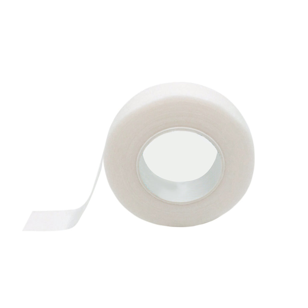 White Non-woven Eyelash Isolation Tape