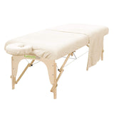 Flannel 3 Pieces Massage Table Sheet Set