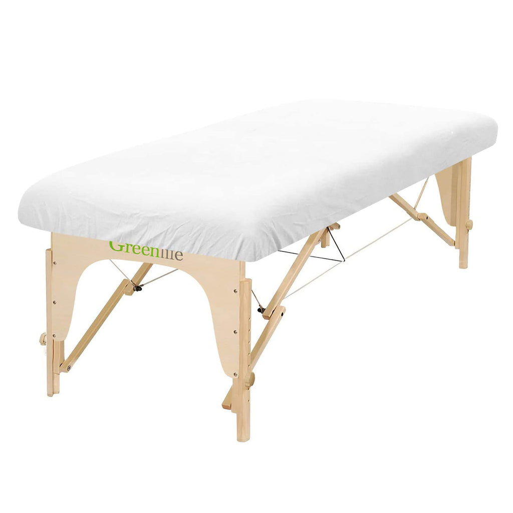 Flannel Massage Table Fitted Sheet