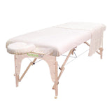Poly-Cotton 3 Pieces Massage Table Sheet Set