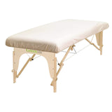 Poly-Cotton Massage Table Fitted Sheet - Greenlife