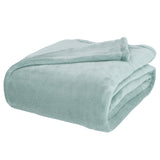 Microfiber Plush Super Cozy Blanket - Greenlife