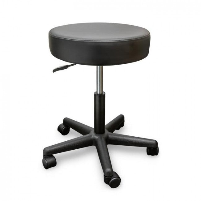 Classic Hydraulic Adjustable Height Rolling Stool - RS311