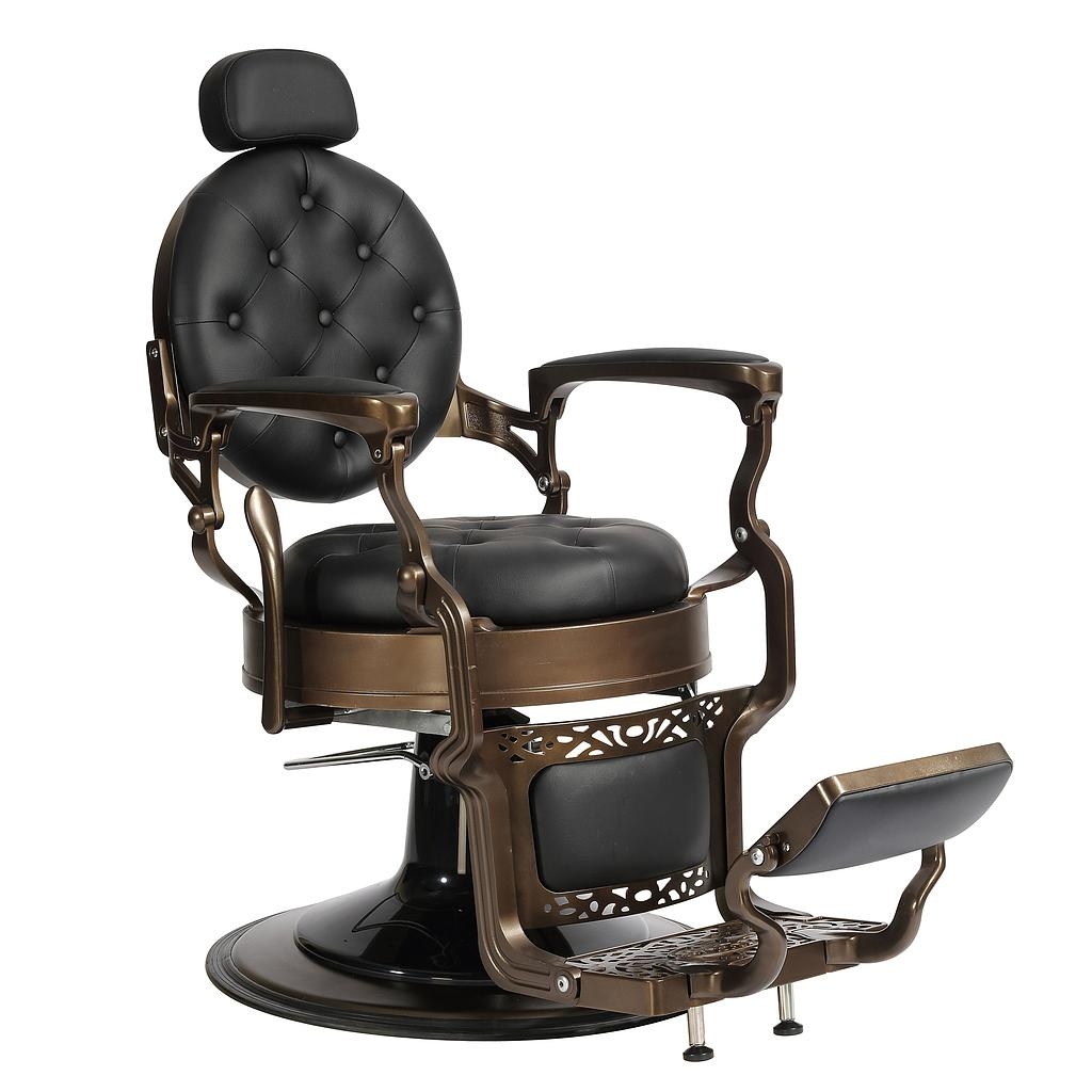 Premium Antique Salon Barber Chair - BC 261 - Greenlife