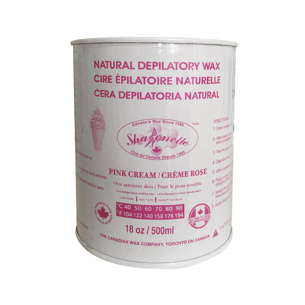 Sharonelle All Purpose Natural Depilatory Canned Wax 500ml