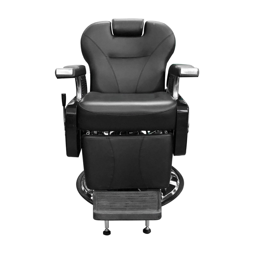 Premium Extra Wide Hydraulic Recline Barber Chair - BC 601 - Greenlife