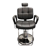 Choice Comfortable Recline Salon Barber Chair - BC 621