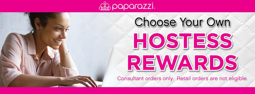 Choose Your Own Hostess Rewards - Consultants Only - Sept. 2017