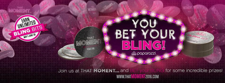 Paparazzi Accessories Convention - Bet Your BLING!