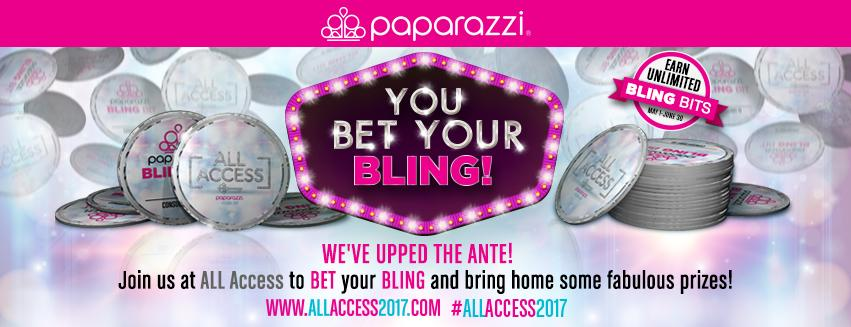 You BET Your BLING! 2017 Convention Offer