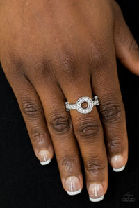 Paparazzi Ring ~ The One and Only Sparkle - White