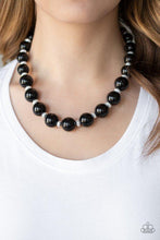 Load image into Gallery viewer, Paparazzi Necklace ~ Uptown Heiress - Black