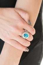 Load image into Gallery viewer, Paparazzi Ring ~ Fiercely Flawless - Blue