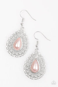 Paparazzi Accessories ~ Court Chic - Pink
