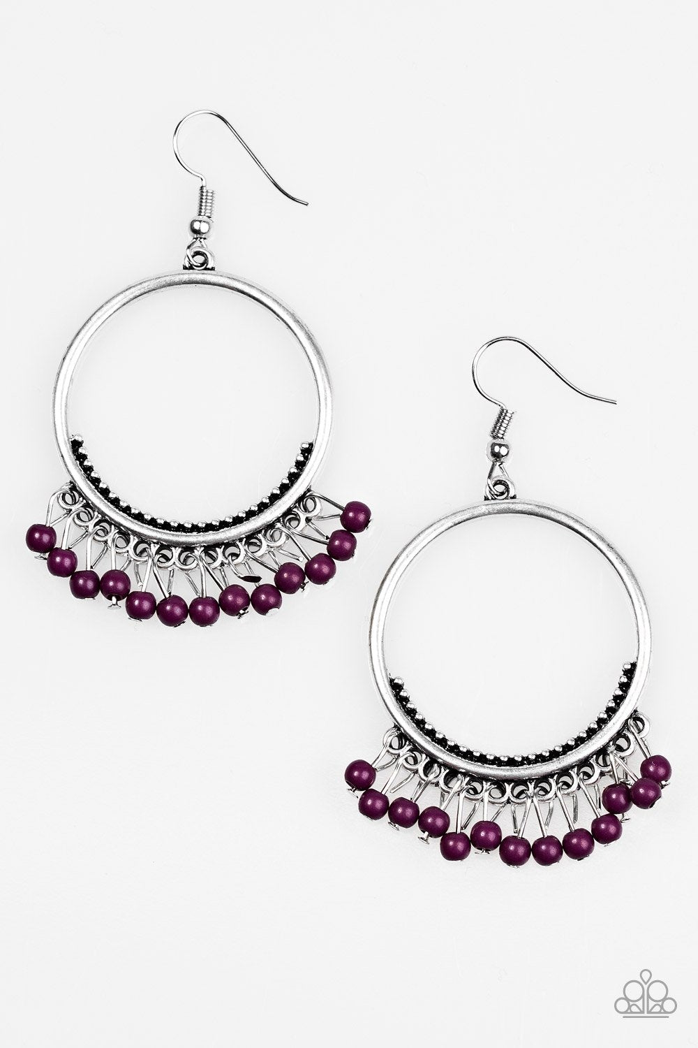 Paparazzi Accessories ~ The World Is A Jungle - Purple