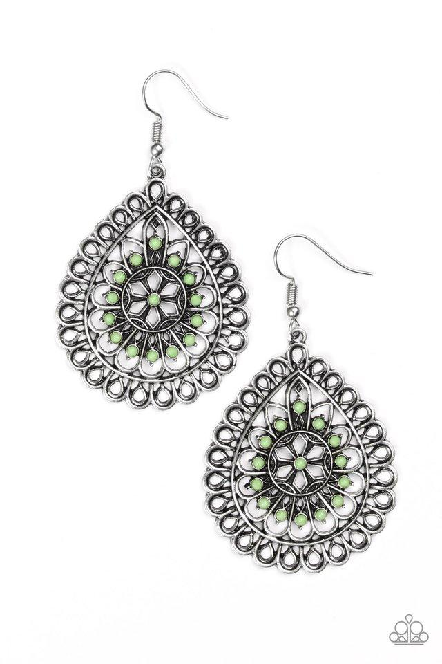 Paparazzi Accessories ~ Sweet As Spring - Green