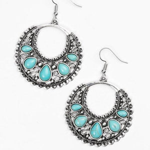 Paparazzi Accessories ~ Desert Springs - Blue