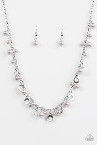 Paparazzi Accessories ~ Elegant Ensemble - Silver