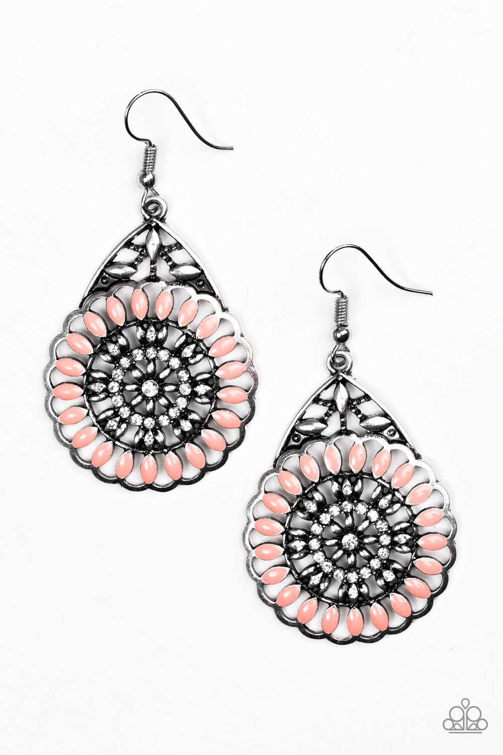 Paparazzi Accessories ~ Perfectly Paradise - Orange
