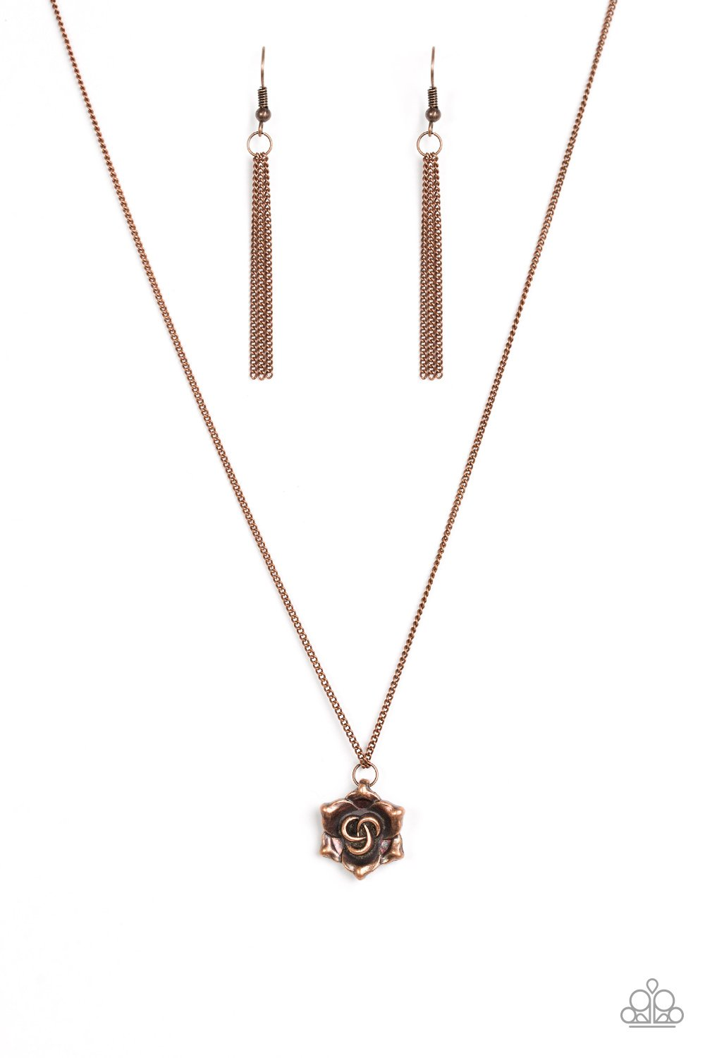 Paparazzi Accessories ~ Primrose Path - Copper