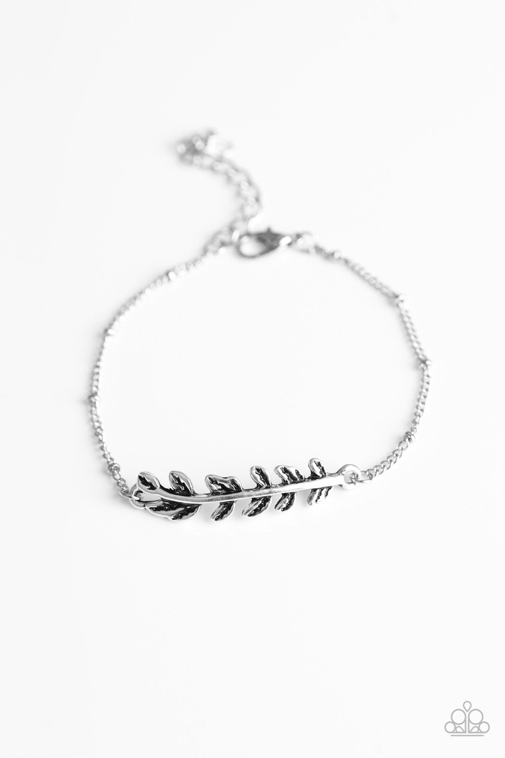 Paparazzi Accessories ~ Bet The BRANCH - Silver