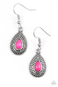 Paparazzi Accessories ~ Blazing Beauty - Pink