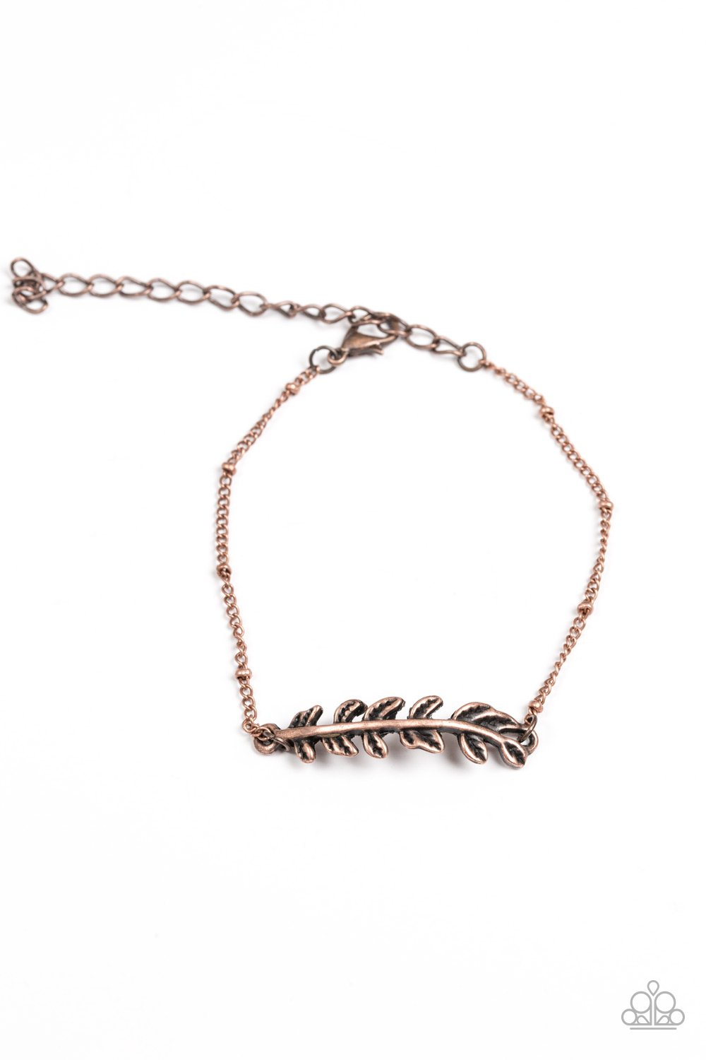 Paparazzi Accessories ~ Bet The BRANCH - Copper
