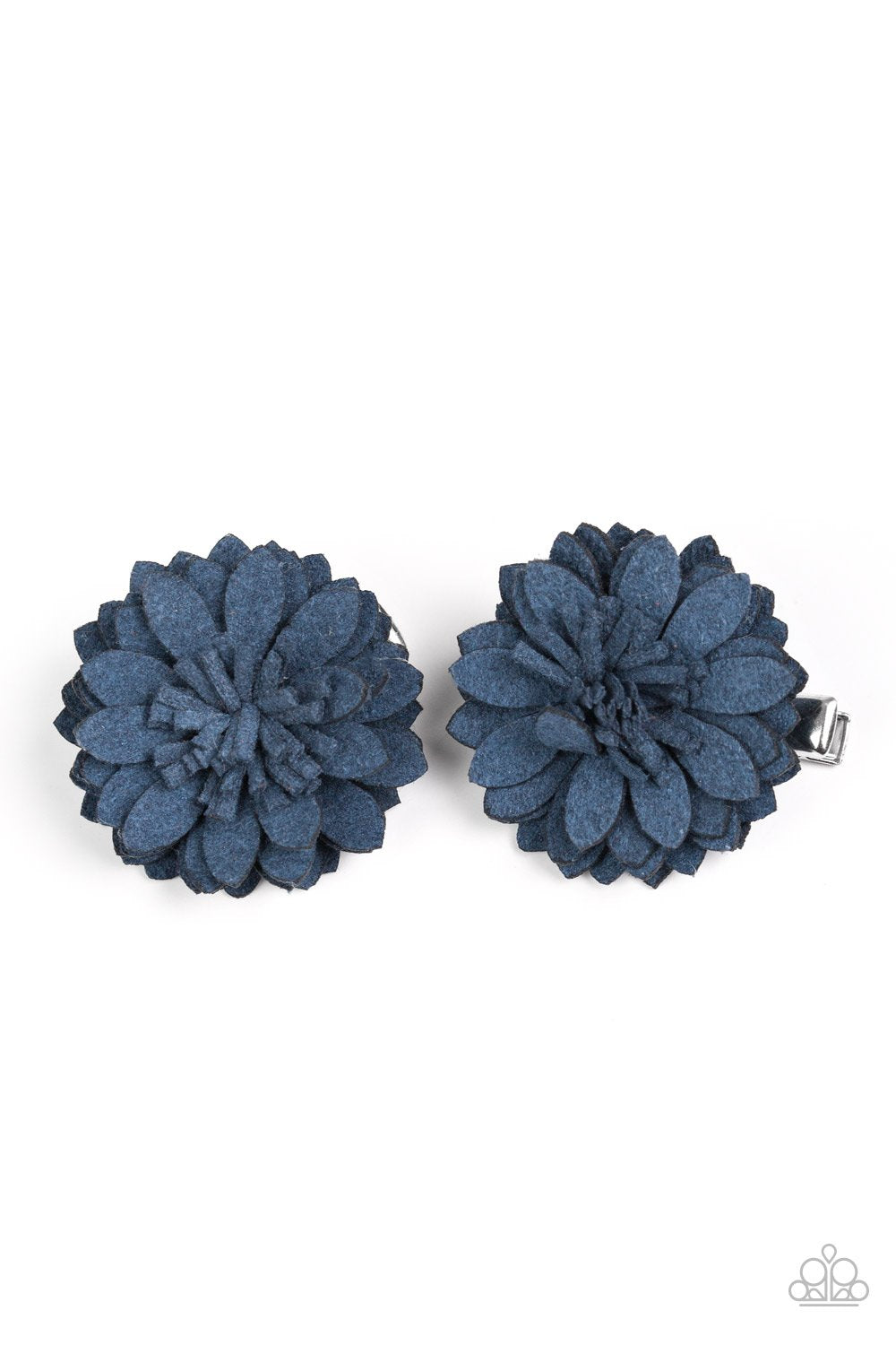 Paparazzi Accessories ~ Posh and Posy - Blue