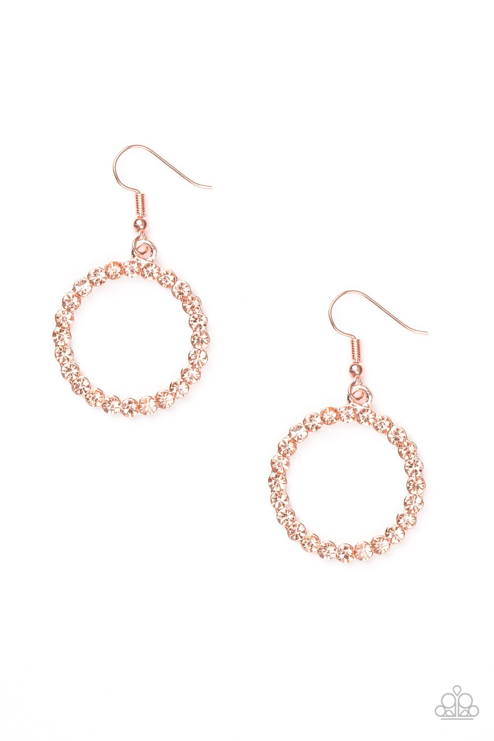 Paparazzi Accessories ~ Bubblicious - Copper